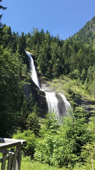 Waterfall Rouget