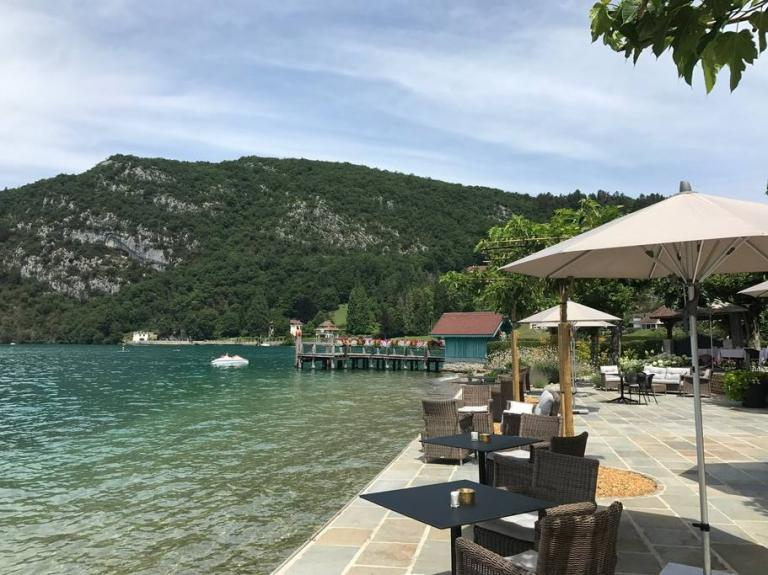 Annecy's Lake